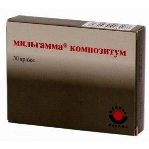 Действие и способ применения таблеток Мильгамма