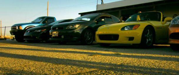 Уличный гонщик / Street Racer