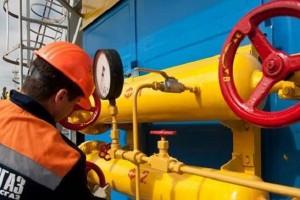 Украина в декабре импортировала из Европы 370 млн кубов газа
