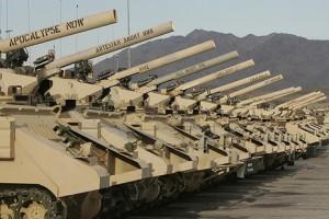 У США ухвалено військовий бюджет з можливістю поставок зброї Україною