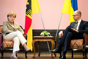 Яценюк і Меркель відкриють україно-німецький бізнес-форум