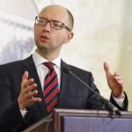 Яценюк підтвердив відмову платити Росії 3 млрд доларів