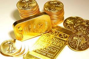 Золото дорожчає на коливаннях долара після публікації протоколів ФРС