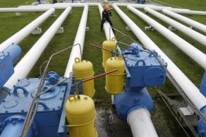 Запаси газу на Україну за тиждень скоротилися на 1,7%