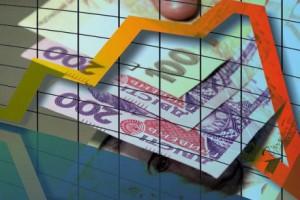 Падіння ВВП України в третьому кварталі 2015 сповільнилося до 7%