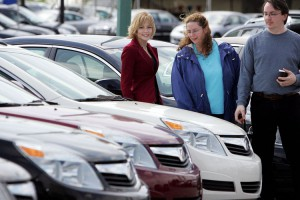 Продажі нових автомобілів в ЄС зросли в листопаді на 13,7%