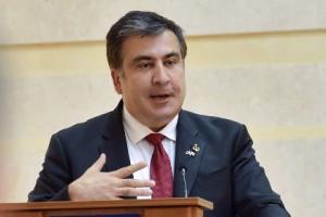 Саакашвили объявил о начале обновления Украины