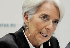 Лагард назвала дальнейшее повышение ставки ФРС США опасным для мировой экономики