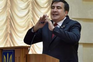 Саакашвілі розкрив масштаби корупції на Україні