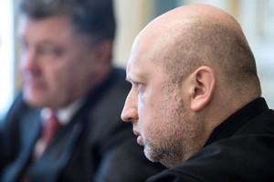 Турчинов закликав ввести візовий режим з Росією