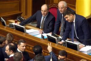 Рада разрешила правительству Украины ответить на российское продэмбарго