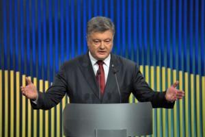 Порошенко объяснил цель антироссийских санкций