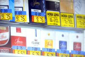 В Украине «взлетят» цены на сигареты
