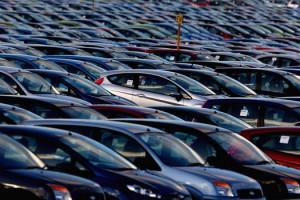 В январе увеличились продажи новых автомобилей
