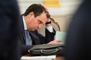 Министр экономического развития Украины объявил о своей отставке