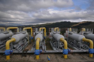 Парламент Украины разрешил виртуальный реверс газа