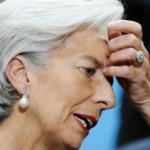 В МВФ обеспокоены заявлением Абромавичуса — Лагард