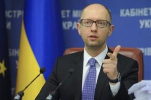 Яценюк: Россия должна отменить свой запрет на транзит украинских фур