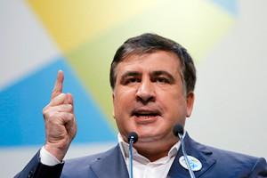 Саакашвили потребовал прекратить сотрудничество Украины с МВФ