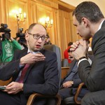 Кличко намекнул на недогадливость Яценюка