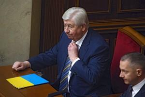 Генпрокурор Украины официально подал в отставку