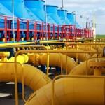 Запасы газа в ПХГ Украины за сутки сократились на 0,09%