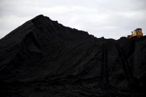 В Украине увеличились запасы дефицитного угля
