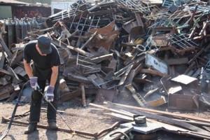 В Украине заготовка металлолома упала на 40% при отсутствии экспорта