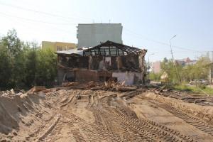 Застройщики согласились работать с аварийными домами