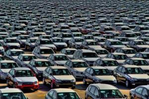 Украина прекратила поставки автомобилей в Россию