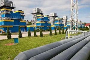 Украина войдет в апрель с рекордным запасом газа в подземных хранилищах