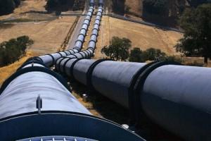 Транспортировка газа по трубопроводам подешевеет с апреля