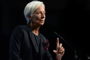 Глава МВФ не исключила ухудшения прогноза роста мировой экономики