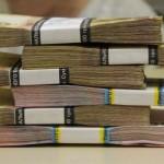 Объем депозитов физлиц в гривнах вырос до 183 млрд