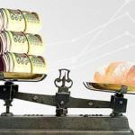В Украине снова растет инфляция вместе с ценами