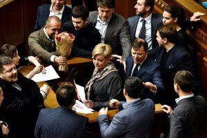 Нардепы одобрили финансовую реструктуризацию