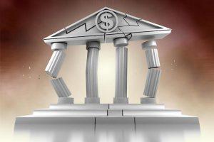 Еще один украинский банк признан банкротом