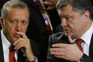 Эрдоган подавил мятеж благодаря Порошенко