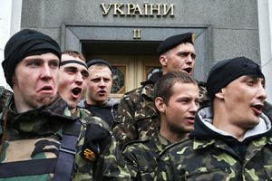 Украинцы попросили переименовать Верховную Раду в ж***