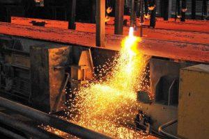 Украина сохранила место в десятке мировых производителей стали