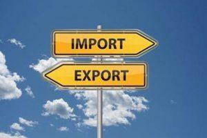 Украина сократила объемы экспорта товаров