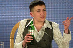 Савченко предложила закрыть «политико-экономическую границу» с Россией