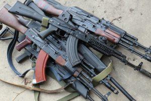 Украина — центр торговли оружием