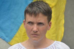 Савченко: закон о свободном ношении оружия нужен, чтобы урегулировать ситуацию