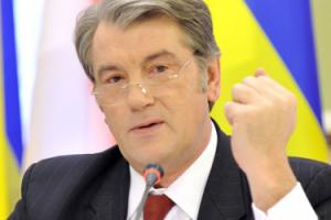 Ющенко допускает возможность возвращения на пост главы НБУ