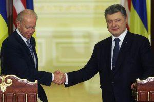 Байден предупредил Украину о возможном снятии антироссийских санкций