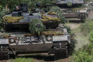 МОУ: По стандартам НАТО подготовят пять тысяч военных