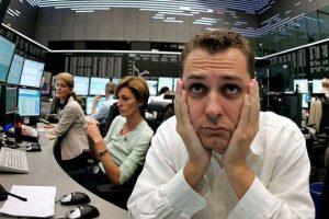 Фондовый рынок Украины упал в диапазоне от 0,3 до 1,2%