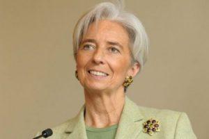 Глава МВФ ожидает повышение пенсий в Украине