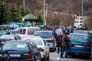 Украина и Польша договорились улучшить условия пересечения границы